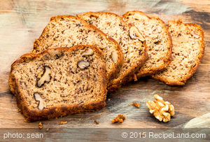 Josh's Banana Bread