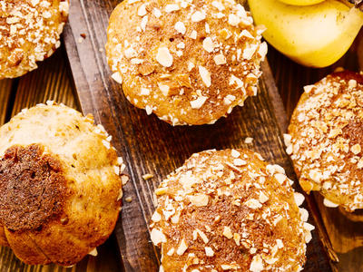 Nancy's Banana Nut Muffins