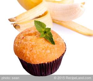 Best Fat-Free Banana Muffins