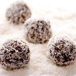 Chocolate Cream Rum Balls