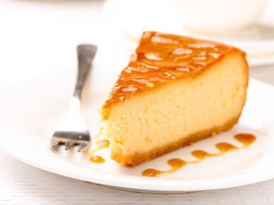 3-Step Cheesecake