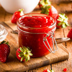 Cooked Strawberry Jam - Certo Liquid