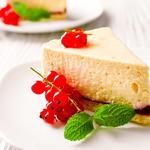 Decadent White Chocolate Cheesecake