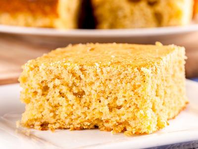 Basic Whole Grain Cornbread