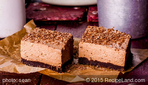 Chocolate Fantasy Cheesecake