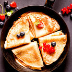 Buttermilk Sourdough Pancakes