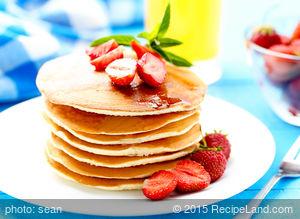 Breakfast Baking Mix Pancakes