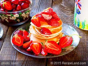 Best Applesauce Pancakes