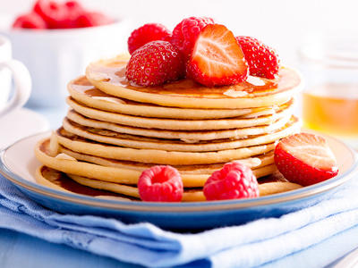 Biscuit Baking Mix Recipes: Quick Pancakes