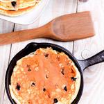 Fluffy Blueberry Buttermilk Pancakes