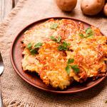 Stephanie Marquesano's Potato Latkes