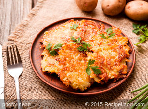 Stephanie Marquesano's Potato Latkes