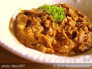Avocado Tatar