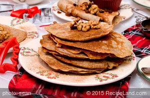 Mark's Eggless Pancakes