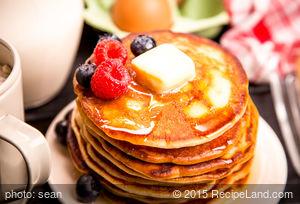 Marie's Best Pancakes