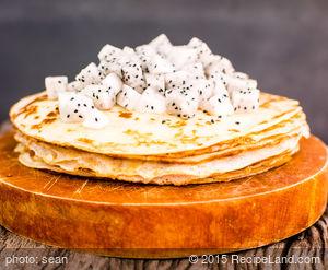 Fat Free Multigrain Pancakes