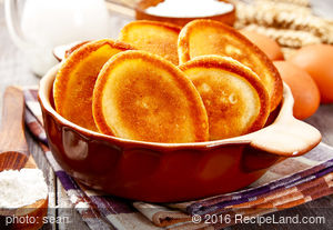 Cheesy Cheddar Pancakes