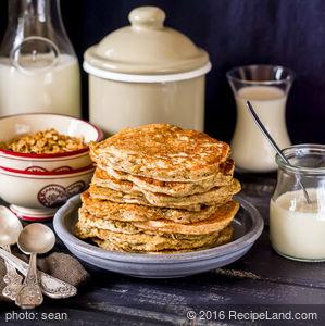 Desperately Healthy Pancakes