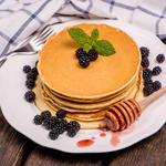 Jane's Easy Sourdough Pancakes