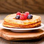 Campground Sourdough Pancakes