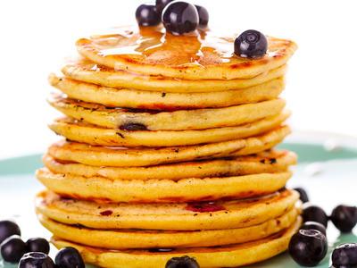Mom's Buttermilk Sourdough Pancakes