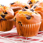 Yummy Blueberry Buttermilk Muffins