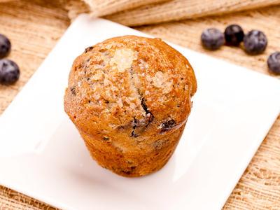 Yummy Oatmeal Blueberry Muffins