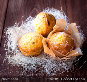 Hawaiian Banana Muffins or Bread