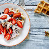Breakfast Sour Milk Waffles