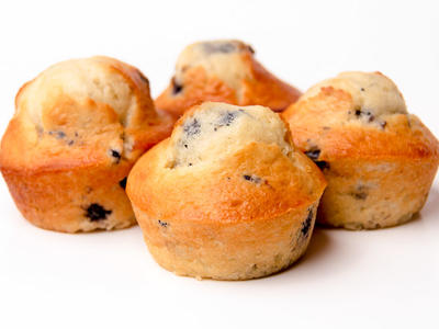 Mom's Breakfast Berry Muffins