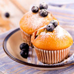 Bisquick Berry Yogurt Muffins