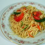 Homemade Baked Noodles