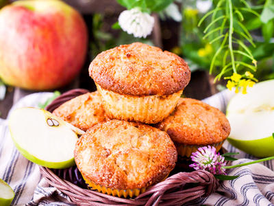 Bisquick Apple Cinnamon Muffins