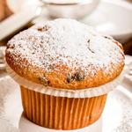 Breakfast Apple Raisin Muffins