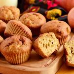 Lemony Apple Muffins