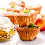 Fresh Apple Muffins - Low-Calorie
