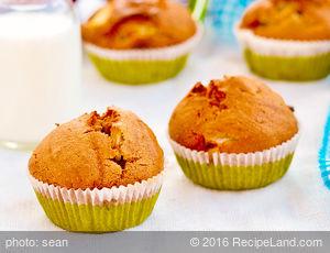 So Good Maple Apple Muffins