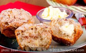 WW Apple Crumb Muffins