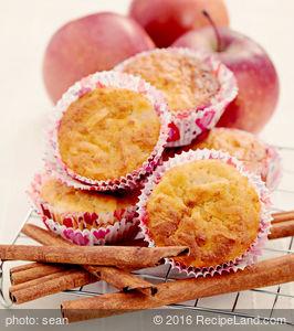 Favourite Apple Spice Muffins