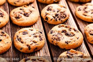 Best Chocolate Brown Sugar Cookies