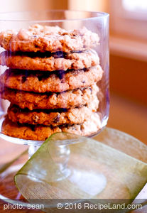 Oatmeal Chip Cookies/The Dessert Show