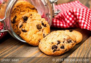 Brenda's Oatmeal Cookies