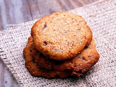 Peanut-Pecan Chocolate Chip Cookies