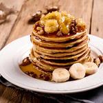 Easy Whole Grain Pancakes