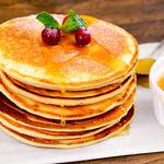 Yummy Honey Pancakes