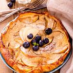 Real Apple Pancakes
