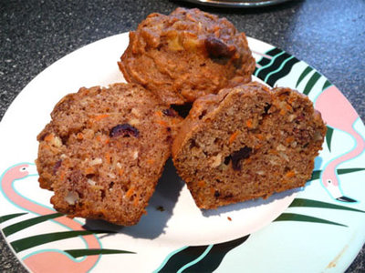 Another Morning Glory Muffin