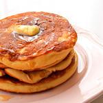 Easy Breakfast Sourdough Pancakes
