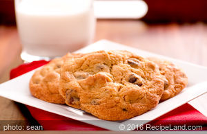 Ben and Jerry's Giant Chocolate Chip Cookies