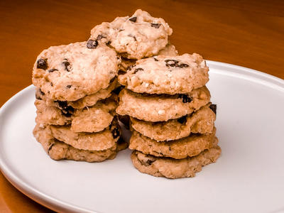 Classic Cowgirl Cookies